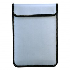 "Signal blocking pouch (Fire proof & fits up 9""x13"" tablet)"