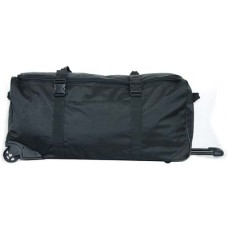 "35"" Standing UP Travel Wheeled Duffel w/2 Removable Soft Rack"