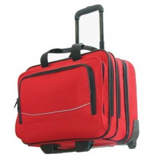 "17"" 1680D N-3 wheel laptop carry-on tote"