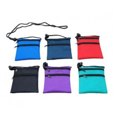 "4.25"" 420d nylon neck wallet"