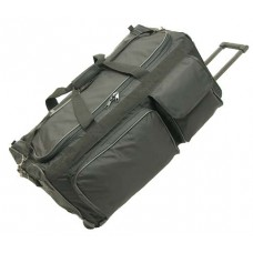"""30"""" In-line skate wheel duffel W/ Removable Case Divider"""