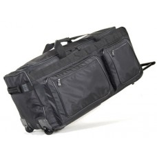 Max Load Ballistic Wheeled Duffel w/Removable Soft Rack