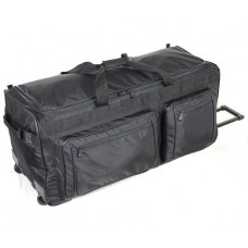 """40"""" Max Load Ballistic Wheeled Duffel w/Removable Case Divider"""