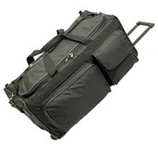 "35"" In-line skate duffel w/ 2 Removable Soft Rack"