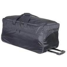 5136-10st Ultra Simple Wheeled Duffel w/Removable shoe sample bag