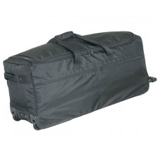 5137-12AB Ultra Simple Wheeled Duffel w/3 seprated compartmented case.