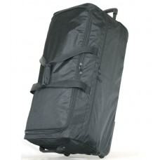 5138AB Ultra Simple Wheeled Duffel w/9 adjustable divider