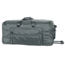 """40"""" Ultra Deluxe Wheeled Duffel w/ Removable Soft Rack"""