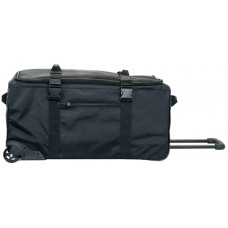 5158-12AB  Standing UP Travel Wheeled Duffel w/3 seprated compartmented case