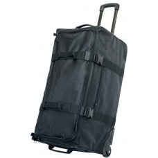 5158AB  Standing UP Travel Wheeled Duffel w/8 adjustable divider