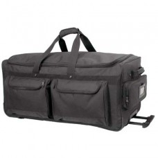 "5176-12AB 35"" Deluxe Wheeled Duffel w/3 seprated compartmented case"