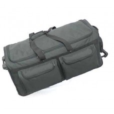 "5176AB 35"" Deluxe Wheeled Duffel w/8 adjustable divider"