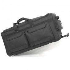 """40"""" Deluxe Wheeled Duffel w/ Removable Soft Rack"""