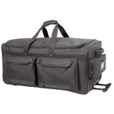 "5177AB 40"" Deluxe wheeled duffel w/9 adjustable divider"