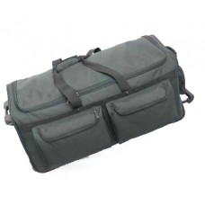 """40"""" Deluxe wheeled duffel w/Removable Soft Rack"""