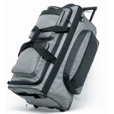 "35"" Stand Alone Wheeled Duffel w/8 adjustable divider"
