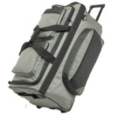 "35"" Stand Alone Wheeled Duffel w/ Removable Case Divider"