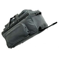 "40"" Stand Alone Wheeled Duffel w/ Adjustable Divider"