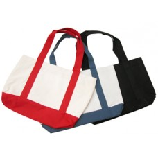 "18"" Polyester tote bag"