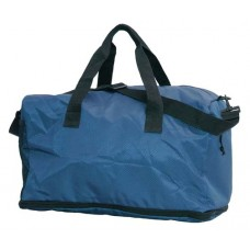 U-zip expandable packable duffel
