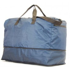 U-zip expandable packable large duffel