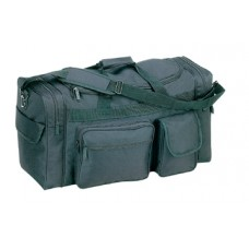 "22"" 600d polyester weekend duffel"