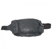 Large leather pack