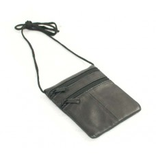 "3.5"" Leather ID & bus pass holder"