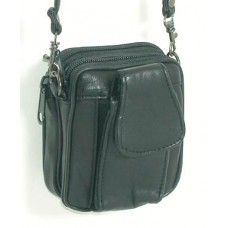 """4"""" Leather Pouch"""