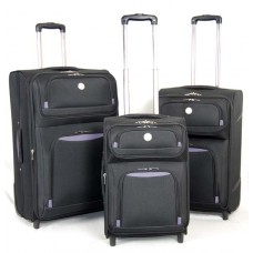 3 Pcs Light weight EVA Luggage