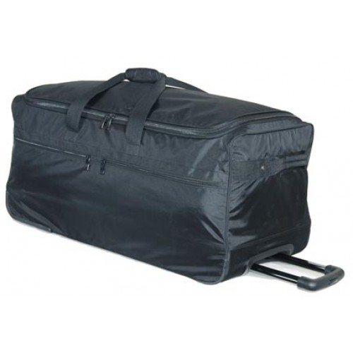 5137 ultra simple wheeled duffel w  removable case divider